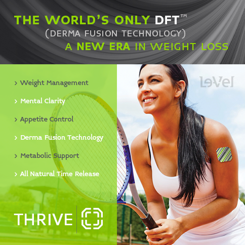 Thrive Sponsor Ad